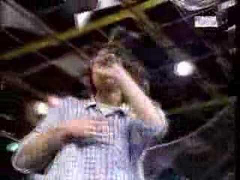 Tiro de Gracia  Juego verdadero En Vivo Canal Rock & Pop  1996