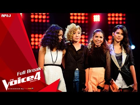 The Voice Thailand - Knockout - 15 Nov 2015 - Part 6