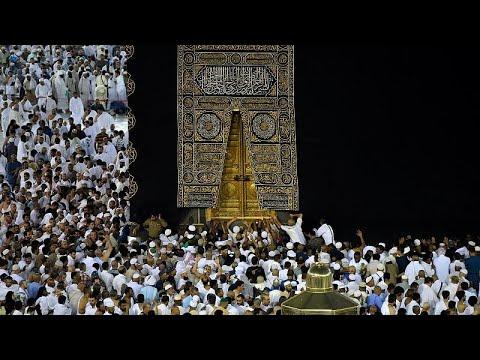 انتهاء موسم الحج دون حوادث ومنظمة الصحة العالمية تهنئ السعودية…  - 11:54-2019 / 8 / 14
