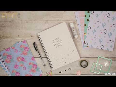 STMT DIY Journaling