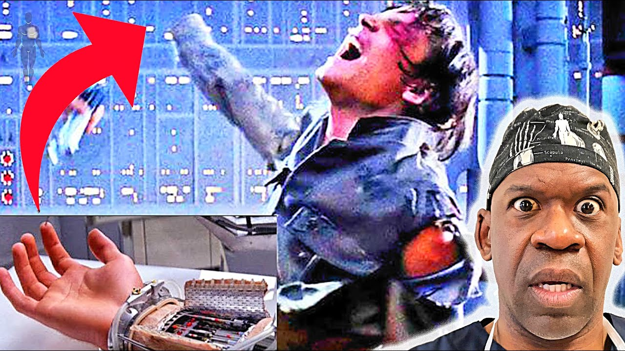 Star Wars What If Luke Skywalker Lost His Hand In 2021?   Orthopedic Surgeon Explains