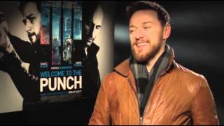 London Shines in 'Welcome to the Punch'