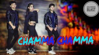 Chamma chamma _ Fraud saiyaan l Neha kakkar l ikka l choreograph by satyam Tomar l
