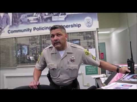 Norwalk Sheriff Station Q & A