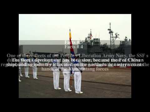 South Sea Fleet Top # 9 Facts