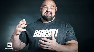 Pros & Cons of Being a Giant | 4x World's Strongest Man Brian Shaw