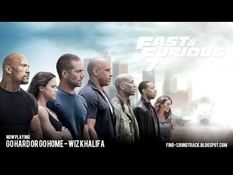 Furious 7 - Soundtrack #12 ( Wiz Khalifa - Go hard or go home )
