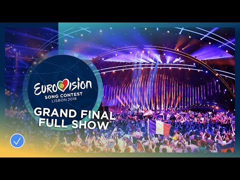Eurovision, song, contest Lisbon 2018