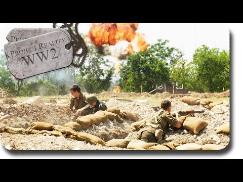 Project Reality: World War II ► Allied Special Forces (Full Round)