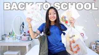 BACK TO SCHOOL SUPPLIES HAUL 2019!