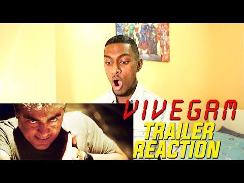 Vivegam Tamil Trailer Reaction & Review | Ajith Kumar | PESH Entertainment