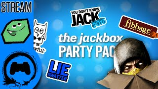 Let's Jack Box!! - Casual Friday - TeamFourStar