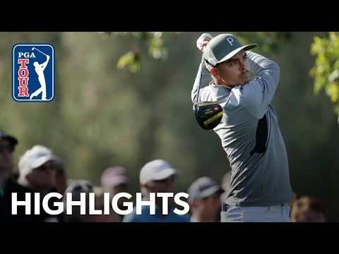 Rickie Fowler Shoots 7-under 65 | Round 1 | The American Express 2020
