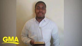 Despite homelessness, graduate becomes valedictorian l GMA Digital