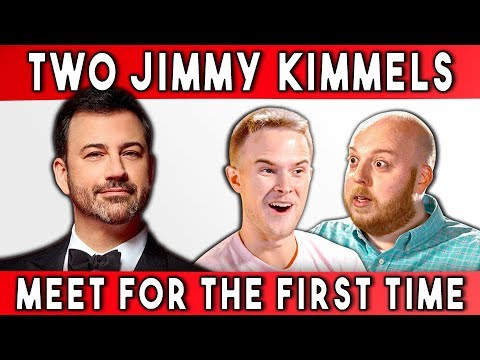 Download Youtube: TWO JIMMY KIMMELS MEET FOR THE FIRST TIME | Talking With Myself Ep #2 (FBE)