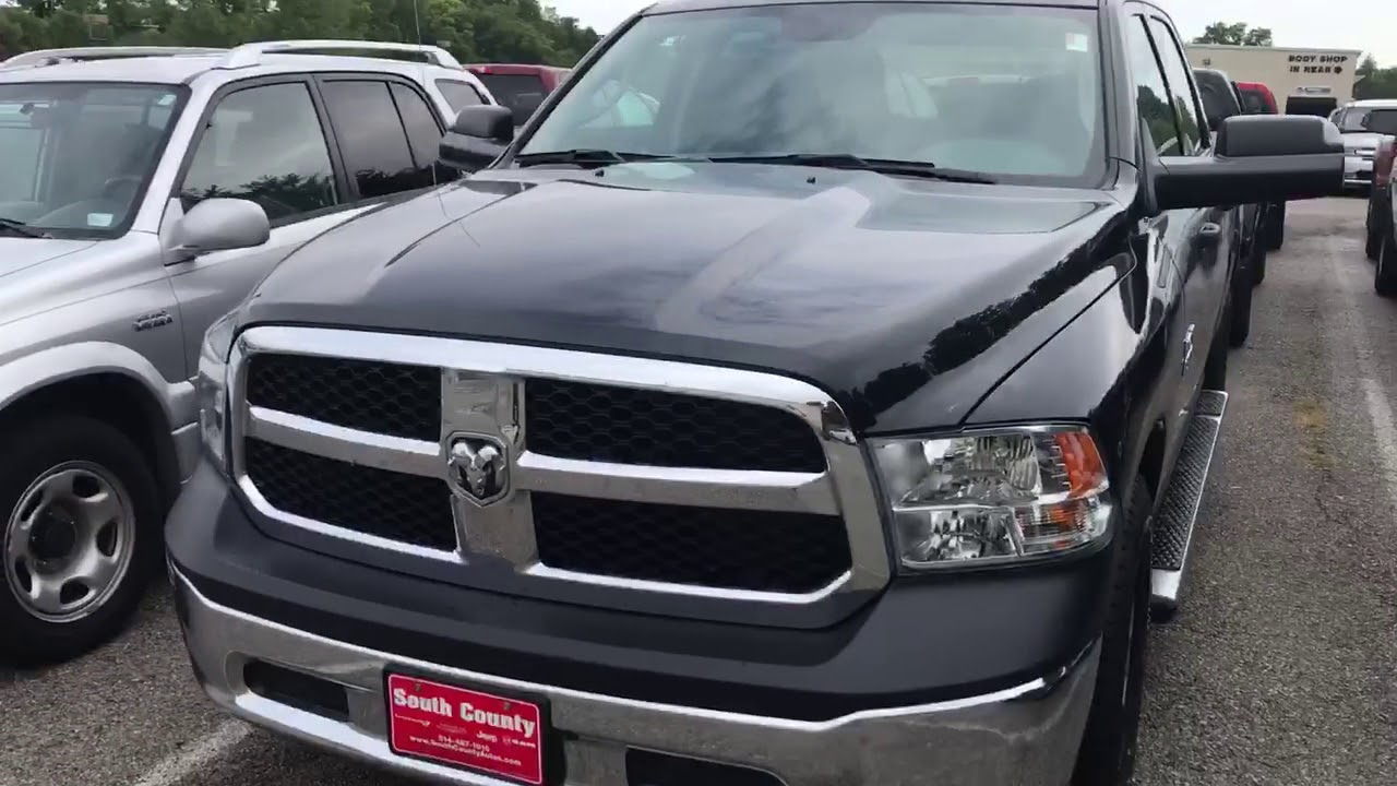 2016 RAM 1500 At South County Dodge Chrysler Jeep RAM