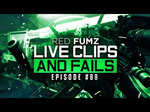 Red Fumz – Live Clips & Fails #69