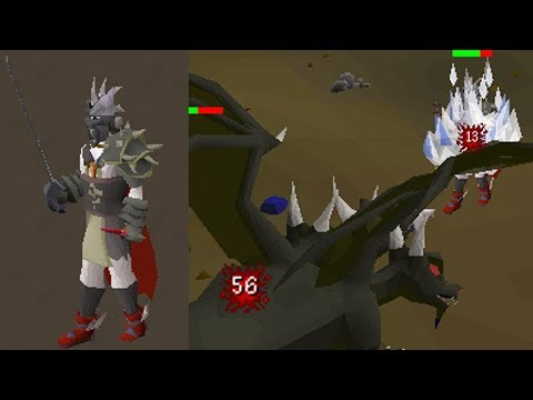Testing The NEW Ghrazi Rapier On Monsters (OSRS)