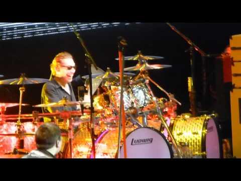 Van Halen - Hot for Teacher @ Staples Center, Los Angeles, CA, 6-1- 2012