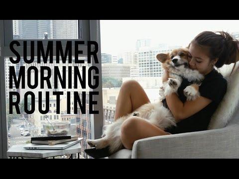 Summer Morning Routine | Viviannnv