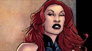 SECTION XI BONUS FIGHT #1-(Zatanna Vs Satana)
