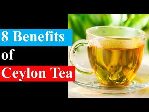 8 Surprising Benefits Of Ceylon Tea | Health Benefits