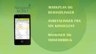 Næsgaard Mobile -- Planteavl på smartphone