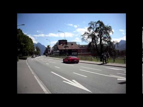 Ferraris in Liechtenstein