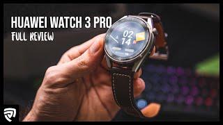 HUAWEI WATCH 3 Pro In-Depth Review: Most Premium HUAWEI Smartwatch!