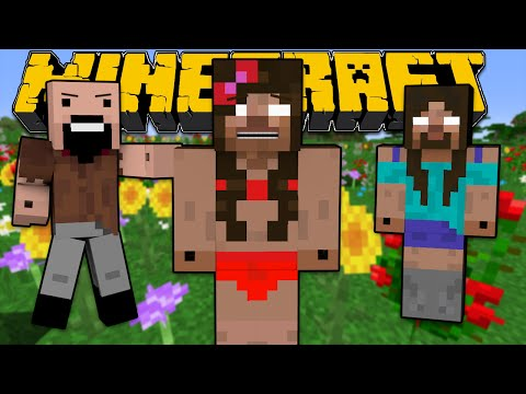 If Herobrine Turned into a Girl - Minecraft