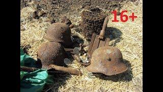 Фильм 34 Раскопки в полях Второй Мировой ВойныFilm 34 Excavation In Fields Of World War