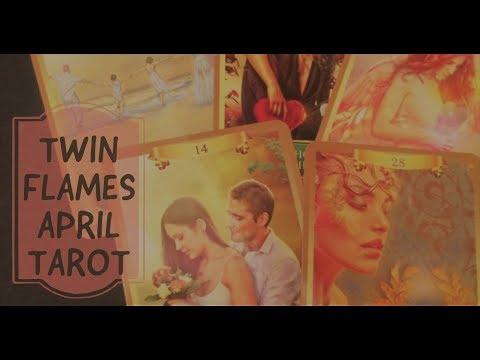 TWIN FLAMES   DIVINE FEELINGS & OUTCOME   APRIL 2018 LOVE TAROT READING