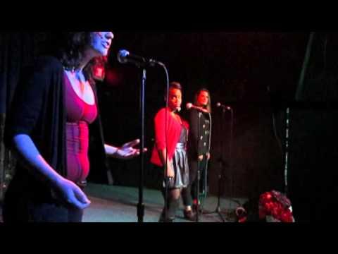 Vagina Monologues Oakland 2014 - Introduction