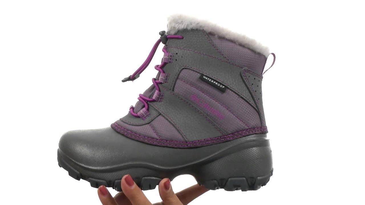 83b373c3180 Columbia Kids Rope Tow™ III Waterproof Boot (Toddler/Little Kid/Big Kid)  SKU:8533921