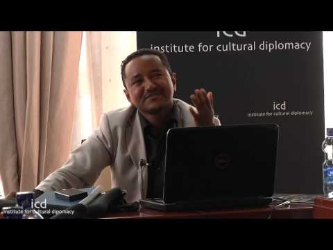 Hiruy Wuble Gebreegziabher, Director of the Legal Aid Center, University of Gondar