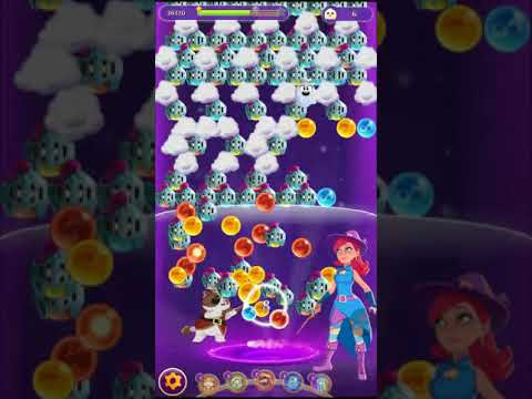 Bubble Witch 3 Saga Level 1163 ~ No Boosters