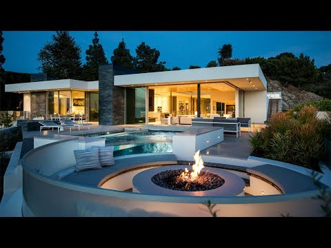 Modern luxury villa Beverly Hills, California
