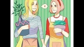 Ino x Sakura