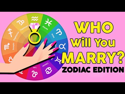Which Zodiac Sign Are You Destined To Marry? Love Personality Test   Mister Test