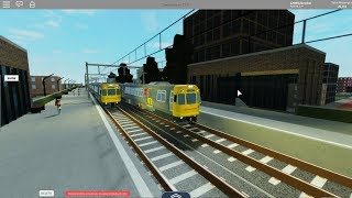 Roblox terminal railways | Queensland Rail EMU banter