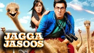 Jagga Jasoos : Trailer is Out Now | Ranbir kapoor, Katrina Kaif