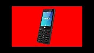 How to update JIO PHONE SOFTWARE  ( जिओ फ़ोन के सॉफ्टवेयर को कैसे अपडेट करे )