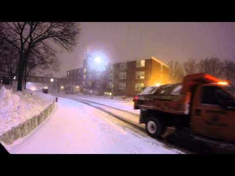 Snow Plows in Chelsea MA