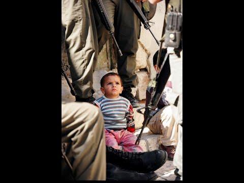 Terror in Palestine  ( اطفال فلسطين )