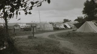 Campingleben 1967 in Langholz an der Ostsee