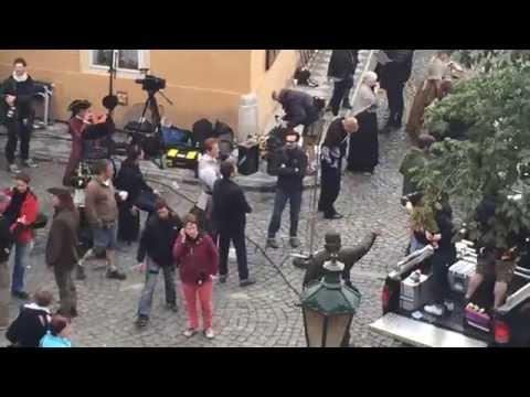 Outlander season 2  Prague 2015