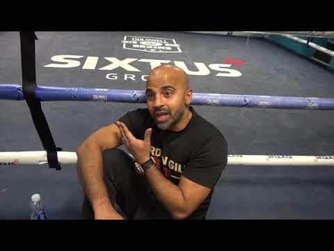 DAVE COLDWELL BREAKS DOWN BELLEW v HAYE 2, 'BULLSH*T' OVER CANELO MEXICAN MEAT, McDONNELL-INOUE