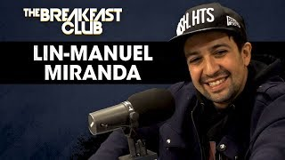 Lin-Manuel Miranda Talks Hip Hop Influences, Puerto Rico Relief & More thumbnail