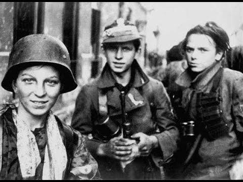 Warszawskie dzieci - Nie złamie wolnych żadna klęska!!