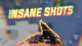 INSANE SHOTS!! PUBG MOBILE Solo vs Duo | Lovhon